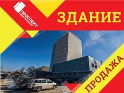 Административное здание 5 373 кв. м. Улица Командорская 11, р-н Тихая, 5 374 кв.м.