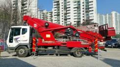 GOHO 520, 2012. Продается автовышка GOHO 520, 8 000 куб. см., 50 м. Под заказ