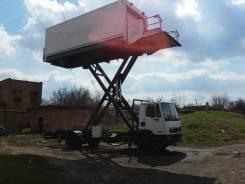 DAF LF 55. В продаже аэродромный автолифт на базе DAF AE 55 CE, 6 000 куб. см., 10 000 кг.