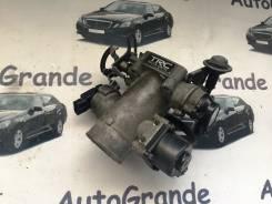Заслонка дроссельная. Toyota Cresta, JZX90 Toyota Mark II, JZX90 Toyota Chaser, JZX90 Двигатель 1JZGTE