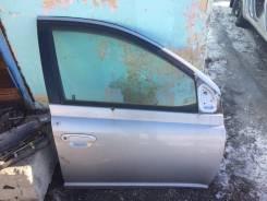 Дверь боковая. Toyota Platz, SCP11