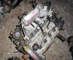 Двигатель в сборе. Toyota: Corolla, Sprinter, Sprinter Marino, Corolla Ceres, Soluna, Corolla Levin, Sprinter Trueno, Carina Двигатель 5AFE