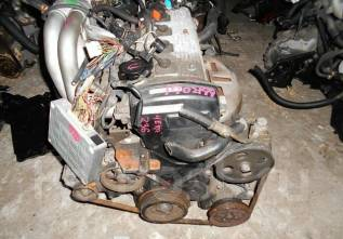 Двигатель в сборе. Toyota: Starlet, Corolla II, Corolla, Sprinter, Corsa, Tercel Двигатели: 4EF, 4EFE