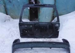 Крышка багажника. Toyota Land Cruiser Toyota Land Cruiser Prado