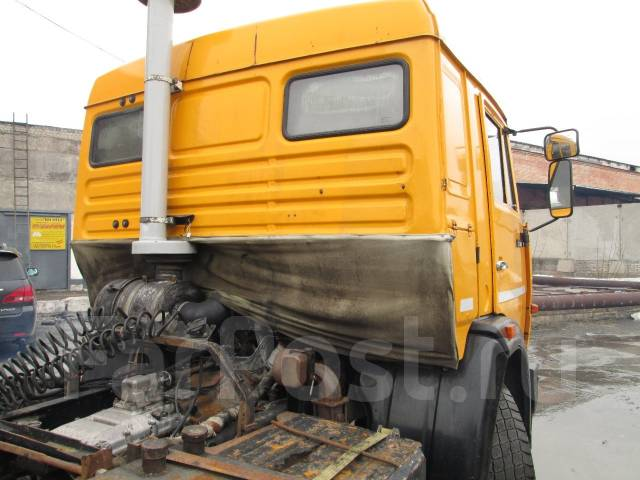 Камаз 54115. Продается тягач , 10 850 куб. см., 20 000 кг.