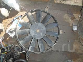 Вентилятор охлаждения радиатора. ГАЗ 3110 Волга