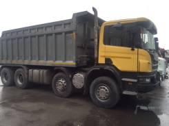 Scania P. самосвал 2014 год, 13 000 куб. см., 35 000 кг.