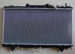 Радиатор охлаждения двигателя. Toyota Corona, ST210, ST215 Toyota Caldina, ST215, ST198V, ST210G, ST215W, ST190, ST191, ST195G, ST215G, ST195, ST198...