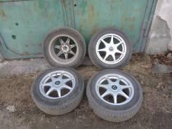 Продам отличные летние колеса R16. 7.0x16 5x100.00, 5x114.30 ET48 ЦО 73,0мм.