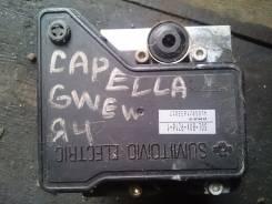 Блок abs. Mazda Capella, GWEW Двигатель FSDE