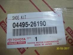Колодка тормозная. Toyota Hiace, LH164, RZH155, LH174, LH102, LH112, LH104, LH114, RZH105, RZH103, RZH115, RZH113, LH172, LH105, LH113, LH115, RZH114...