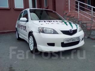 Mazda Demio. автомат, передний, 1.5, бензин