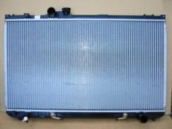 Радиатор охлаждения двигателя. Toyota: Mark II Wagon Blit, Verossa, Mark II, Cresta, Chaser Двигатели: 1GFE, 1JZGE, 1JZGTE, 2JZGE
