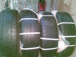 Bridgestone Dueler H/T D687. Всесезонные, 2008 год, износ: 20%, 4 шт