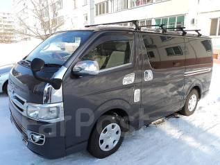 Toyota Hiace. автомат, передний, 2.0 (133 л.с.), бензин, 120 000 тыс. км