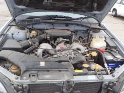 Двигатель в сборе. Subaru Legacy B4, BE9 Subaru Legacy Lancaster, BH9 Subaru Legacy, BH9, BE9 Subaru Forester Двигатель EJ254