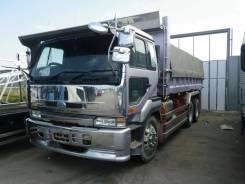 Nissan Diesel UD. Самосвал Nissan diesel, 18 000 куб. см., 11 000 кг.