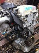 Блок цилиндров. Nissan Bluebird, EU13 Двигатель SR18DE