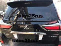 Спойлер на заднее стекло. Lexus LX450d