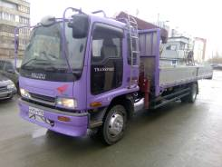 Isuzu Forward. 2004 г., 7 160 куб. см., 5 000 кг., 8 м.