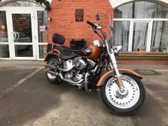 Harley-Davidson Fat Boy. 1 690 куб. см., исправен, птс, с пробегом