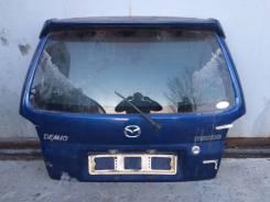 Дверь багажника. Mazda Demio, DW3W, DW5W