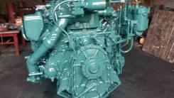 ЧТЗ Т-500. Двигатель МТУ 396