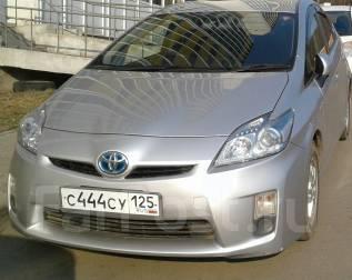 Toyota Prius. автомат, передний, 1.8 (99 л.с.), бензин, 91 000 тыс. км, б/п