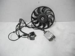 Вентилятор охлаждения радиатора. Audi A4 Audi A6. Под заказ