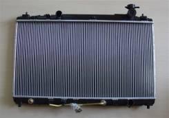 Радиатор охлаждения двигателя. Toyota Venza Toyota Camry, ACV40, AHV40, ACV45 Двигатели: 1ARFE, 2AZFE, 2AZFXE