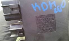Блок управления вентилятором. Toyota: IS F, Tarago, Previa, RAV4, Century, Highlander, Kluger V, Hiace, Regius Ace, Harrier Двигатели: 2URGSE, 2GRFE...