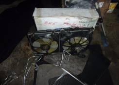 Радиатор охлаждения двигателя. Honda Accord, CF3 Двигатель F18B