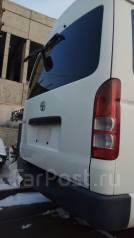 Дверь багажника. Toyota Regius Ace, TRH200V, KDH200V, KDH201V, KDH200, KDH200K, KDH206V, KDH201, KDH205V, KDH205, KDH206, KDH206K, TRH200, KDH201K, TR...
