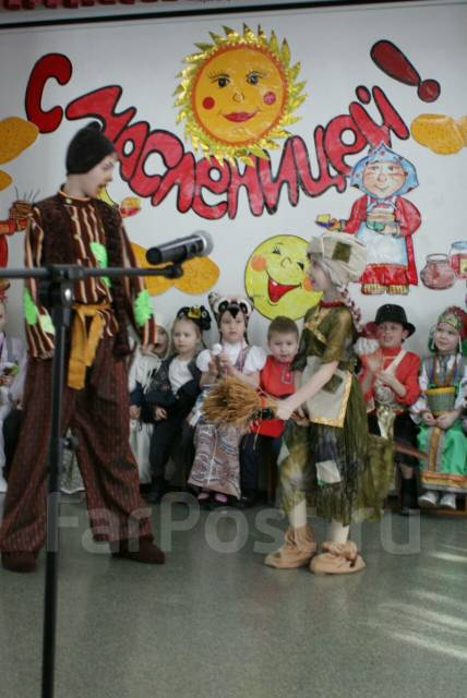 Детская музыкально-театральная студия. Мы уже репетируем.