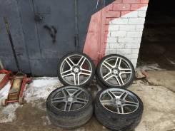 Комплект колес на мерседес r18. 8.5/9.5x18 3x98.00, 5x112.00