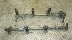 Рейка топливная (рампа) с форсунками 3.5 VQ35DE 2004-2009 Infiniti M Y50