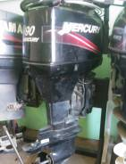 Mercury. 90,00л.с., 2х тактный, бензин, нога L (508 мм), Год: 2010 год