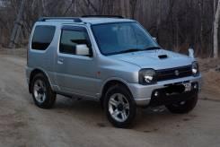 Suzuki Jimny. механика, 4wd, 0.7 (64 л.с.), бензин, 100 671 тыс. км