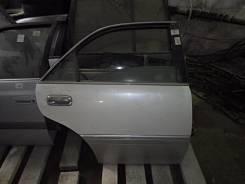 Дверь боковая. Toyota Crown, JKS175, GS171, JZS171, JZS179, JZS175, JZS173 Toyota Crown Majesta, JZS179, JKS175, GS171, JZS171, JZS173, JZS175 Двигате...