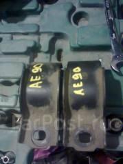 Крепление радиатора. Toyota Sprinter, AE91