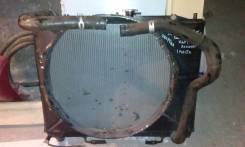 Радиатор охлаждения двигателя. Mitsubishi Pajero, V65W, V63W, V97W, V73W, V75W