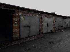 Боксы гаражные. улица Кирова 48а, р-н китайский рынок, 19 кв.м., электричество, подвал.