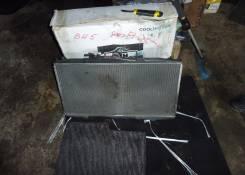 Радиатор охлаждения двигателя. Honda Accord, CF6 Двигатель F23A