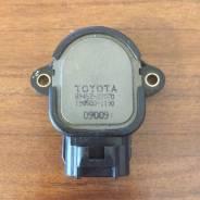 Датчик положения дроссельной заслонки. Toyota: Mark II, Mark II Wagon Blit, Verossa, Crown Majesta, Cresta, Crown, Chaser, Altezza Двигатель 1GFE