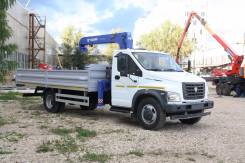 ГАЗ Газон Next. Продаем Газон Next) КМУ Любые, борт 5700, 4 500 куб. см., 5 000 кг.