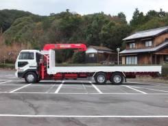 Nissan Diesel UD. Грузовик с манипулятором , 21 200 куб. см., 15 500 кг. Под заказ