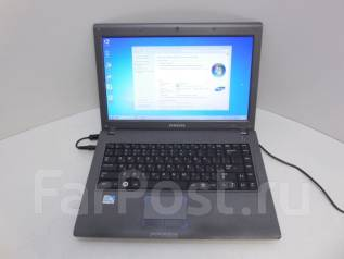 Samsung R430. 2,6ГГц, ОЗУ 2048 Мб, диск 500 Гб, WiFi, Bluetooth, аккумулятор на 3 ч.