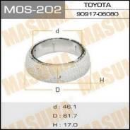 Кольцо глушителя 46.1x61.7x17 Masuma MOS-202 9091706080,174512303
