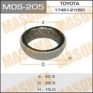 Кольцо глушителя 42.5x56.5x15 Masuma MOS-205 1745121050