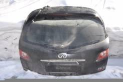 Дверь багажника. Infiniti FX35, S50, Infiniti, FX35,, 2003, JNRAS08W93X200281, INFINITI, FX35 Двигатель VQ35DE